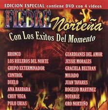 FREE US SH (int'l sh=$0-$3) NEW CD Various Artists: Fiebre Nortena: Con Los Exit