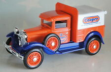 COOPER TIRES #1 FORD MODEL A PICKUP 1/25 SPECCAST LIBERTY DIECAST 1003