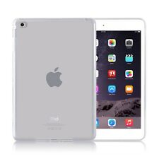 Ultra Thin Soft TPU Silicone Clear Case Cover For Apple iPad 2/3/4 Air/Air2 Mini