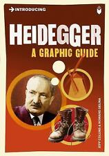 Introducing: Heidegger : A Graphic Guide by Jeff Collins (2010, Paperback,...