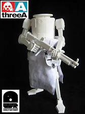ThreeA Ashley Wood WWR DIY Dropcloth 1/6TH OG 3A 3AA RARE