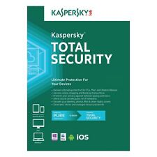 Kaspersky Total Security Multidevice 1 PC/1Year 2015-2016, NO CD,Anti-virus,Pure