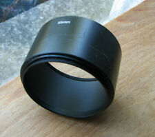 55mm straight telephoto lens hood 58mm front thread ,  dimensions  60.5 x 38