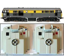 'New' Genuine Hornby X9531 Class 31 Control Room Cab Partition Walls For R2421