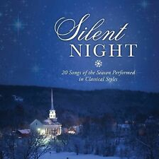 Silent Night : 20 Songs of the Season Performed in Classical Styles (2014, CD)