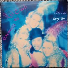 KID CREOLE AND THE COCONUTS She's A Party Girl / Baby Doc  Pic Sleeve HOLLAND