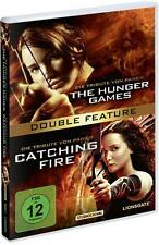 Die Tribute von Panem - The Hunger Games & Catching Fire DVD Neuwertig!!