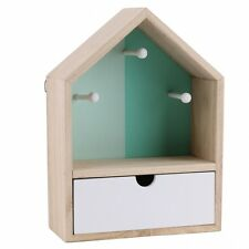 Loft Design House Keys Wall Mountable box - Multicoloured