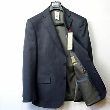 "New M&S COLLEZIONE Tailored BLAZER JACKET ~ Size 48"" Short ~ CHARCOAL Mix"