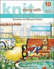 Knit Along with Debbie Macomber - The Shop on Blossom Street Leisure Arts #4132