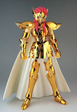 Toyzone Saint Seiya Cloth Myth EX Gold Aquarius Camus metal Cloth OCE version