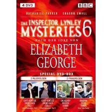 INSPECTOR LYNLEY MYSTERIES VOL.6 4 DVD KRMI NEU