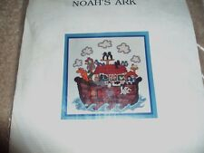 WOOLY DREAMS DESIGN NOAH'S ARK COUNTED CROSS STITCH KIT