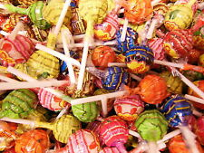 Chupa Chups Wrapped Lollipops 1 pound (453g) abt 36 ct Retro 50's party bags