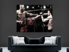UFC KICKBOXING LARGE  GIANT POSTER PRINT ART SPORT MARTIAL ARTS