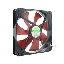 Silent 140mm 14cm DC 12V Computer Cooling Fan PC Desktop Cooling Fan Durable