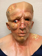Redneck Inbred Burnt Man Mask Jason Sloth Latex Fancy Dress Halloween Masks