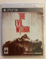 PS3 The Evil Within (Sony PlayStation 3, 2014)