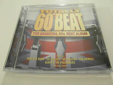 Totally 60's Beat - Various (CD Album) Used Very Good