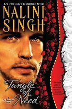Tangle of Need 11 by Nalini Singh (2012, Hardcover)