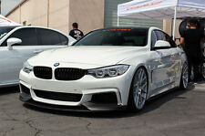 M PERFORMANCE STYLE FRONT LIP FOR BMW F32 F36 4 SERIES SPORT MTECH FRONT BUMPER