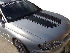 VE HOLDEN Sedan TRACK STRIPES to fit VT VX VY VZ - Avery Supreme Wrap