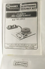 Chaney Electronics SMD Insanity Alarm Kit C6734 - NEW