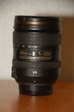 Nikon Nikkor AF-S 16-85mm 1:3.5-5.6G DX SWM VR ED IF Aspherical Lens