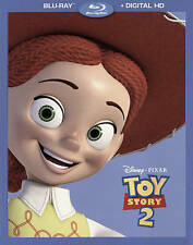 Toy Story 2 (Blu-ray Disc, 2015)  Disney Pixar  w/Slipcover Tom Hanks  Tim Allen