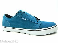 SUPRA AMIGO BLUE SUEDE MEN SHOES SIZE 13
