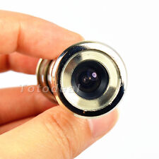 New Mini Door Eye Hole Camera Covert Peephole Security Surveillance CCTV Kamera