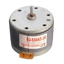 EG-530AD-2B 12V 2400RPM CCW Recorder DVD Spindle Motor Counterclockwise Rotation