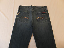 7 For All Mankind Bootcut 26 x 28 Organic 777 Limited Edition USA Women's Jeans