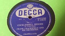 FRANK CHACKSFIELD COCKLESHELL HEROES & THE SHIFTING WHISPERING SANDS F10623