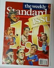 Weekly Standard 1000th Issue Truth Trump Art Aging May 2016 FREE SHIPPING JB