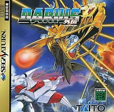 DARIUS GAIDEN SEGA Saturn SS Import Japan