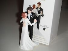 Edward and Bella's Wedding - Twilight Saga Breaking Dawn Hallmark Orn 2012