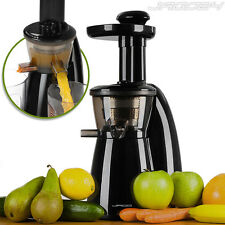Cold Press Fruit Vegetable Juice Extractor Slow Masticating Juicer Machine 150 W