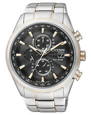 "CITIZEN ELEGANT CHRONO FUNK HERRENUHR ""AT8017-59E""   NEUWARE"