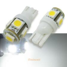 20pcs T10 5050 5SMD White LED Car Auto Light Wedge Lamp Bulbs Super Bright Bulb