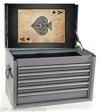 ACE OF SPADES TOOL BOX STICKER