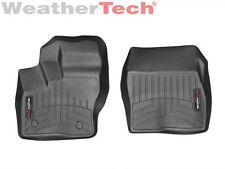 WeatherTech® FloorLiner - Ford Transit Connect - 2014 - 1st Row - Black