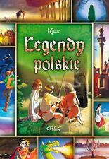 Legendy polskie + Misiowe piosenki (cd)+ Baśnie polskie (2cd) dla dzieci, polska