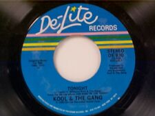 "KOOL & THE GANG ""TONIGHT / HOME IS WHERE THE HEART IS"" 45"