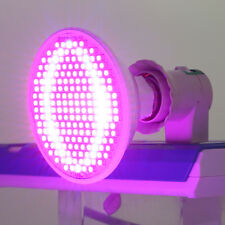 E27 20W 200LED Hydroponic Plant Grow Lights Panel Indoor Veg Floral Growing Lamp