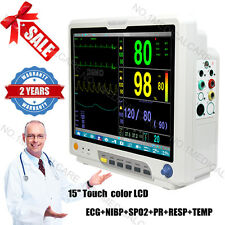"""CONTEC New Touch ICU Patient Monitor, 15"""" Big Screen+6 Parameters, CMS9200Plus"""