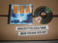 CD Punk NRA - Is This For Real? (14 Song) SMASH HIT SEMAPHORE