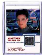 Star Trek Deep  Space 9 Quotable C13 Jadzia Dax costume card
