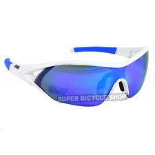 BBB IMPACT BSG-44 Cycling Sport Sunglass , Blue x White