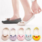 10 Pairs Womens Loafer Invisible No Show Nonslip Liner Low Cut Cotton Boat Socks